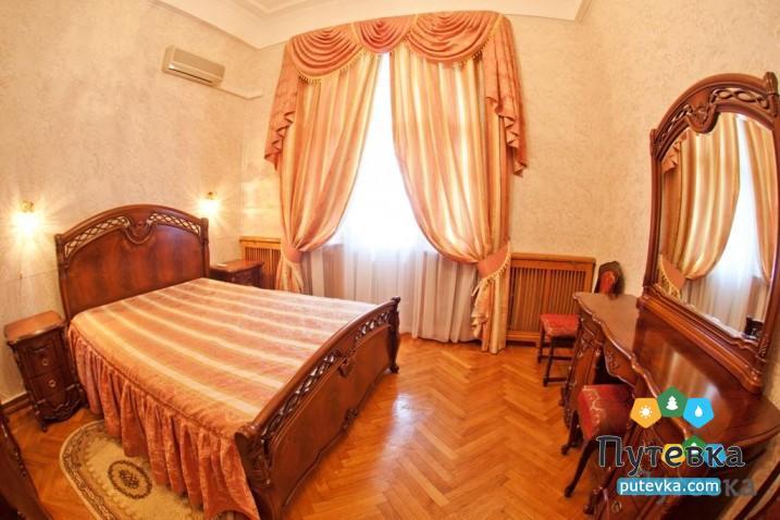 Фото номера Апартамент 2-местный 2-комнатный, 1