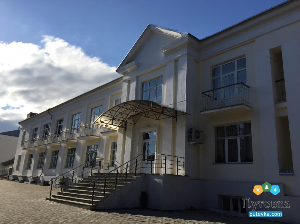 Гостинично-оздоровительный комплекс Курорт Нальчик,