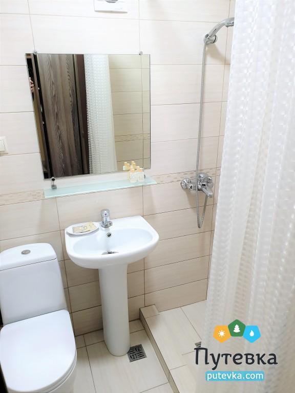 Стандарт 4-местный 2-комнатный, фото 4