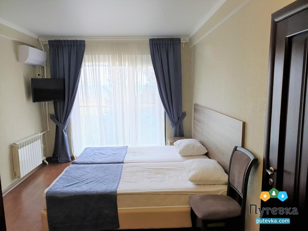 Стандарт 4-местный 2-комнатный, фото 1
