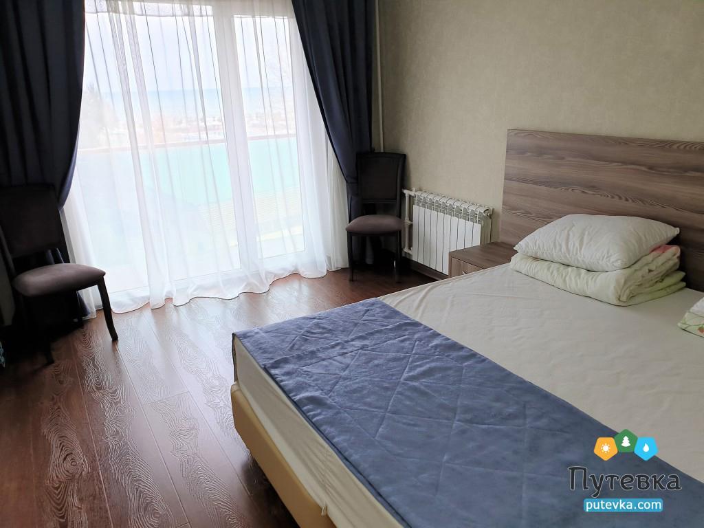 Стандарт 4-местный 2-комнатный, фото 2