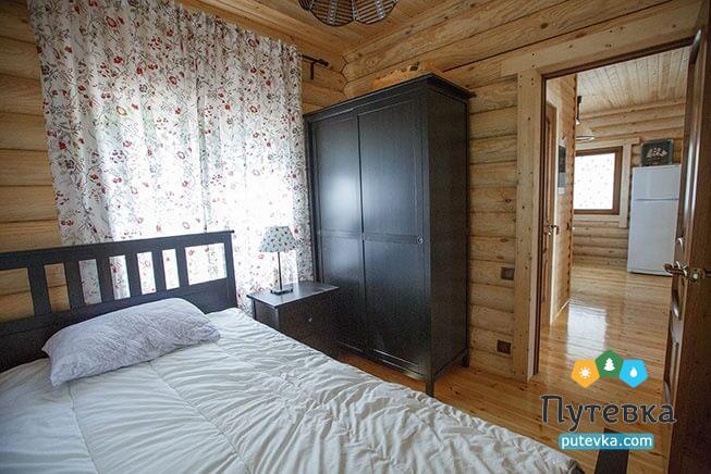 Сруб 6-местный 3-комнатный 2-этажный, фото 2