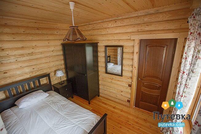 Сруб 6-местный 3-комнатный 2-этажный, фото 10