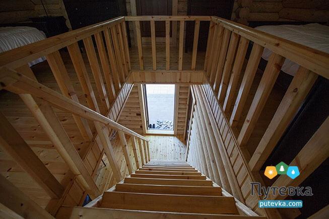 Сруб 6-местный 3-комнатный 2-этажный, фото 16