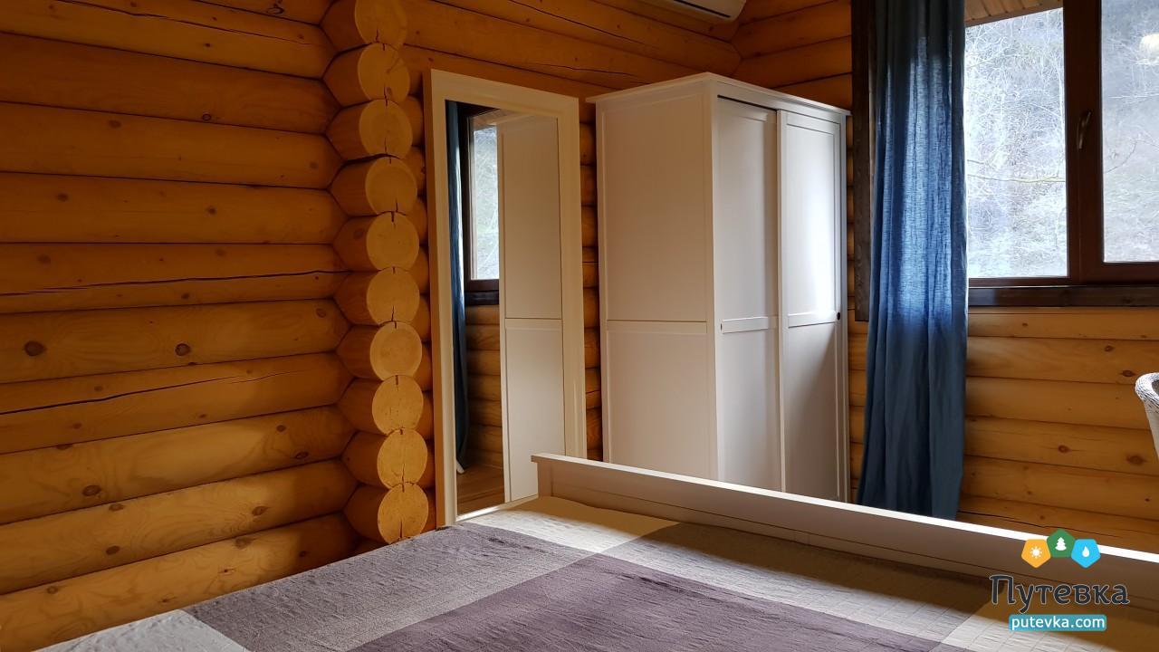 Сруб 8-местный 5-комнатный 2-этажный, фото 10