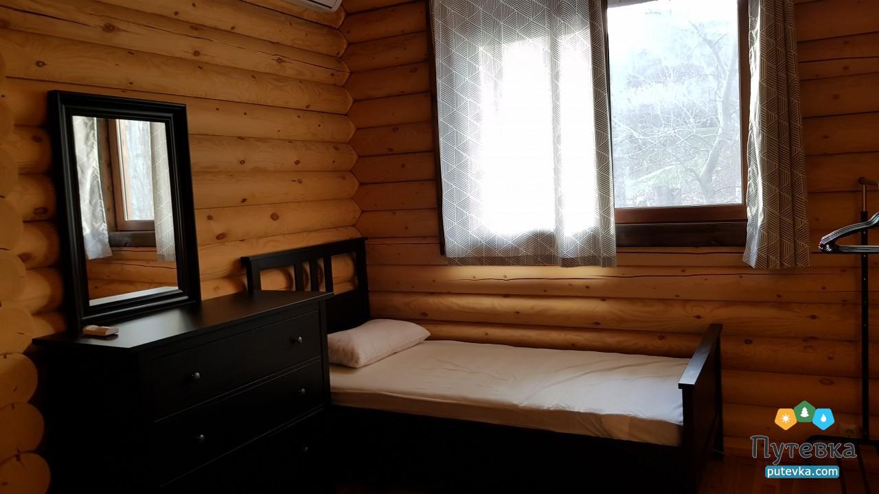 Сруб 10-местный 5-комнатный 2-этажный, фото 4