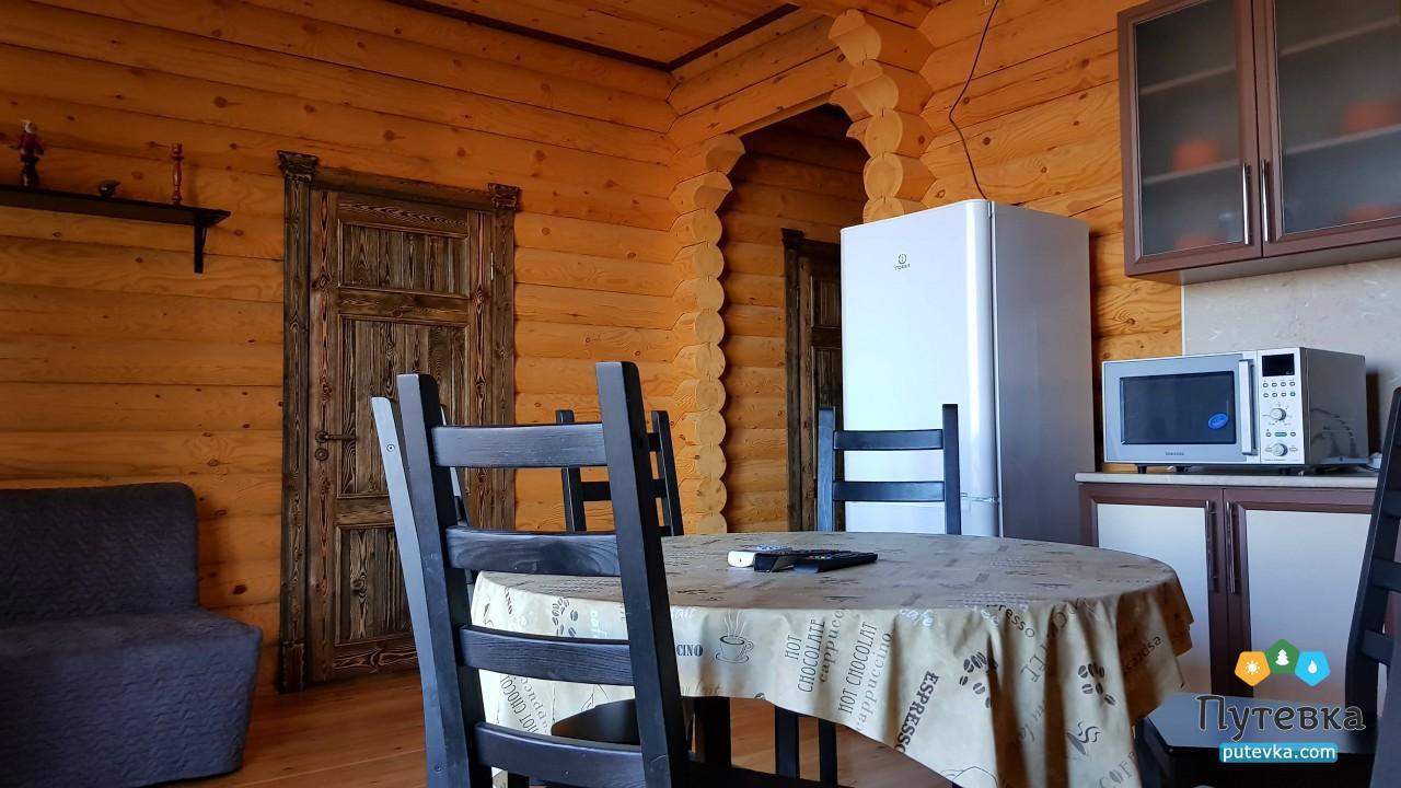 Сруб 10-местный 5-комнатный 2-этажный, фото 2