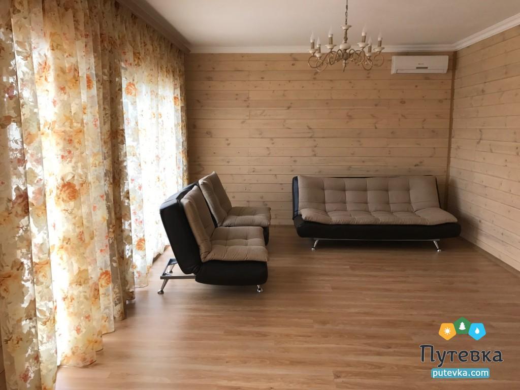Коттедж 8-местный 5-комнатный 2-этажный, фото 1