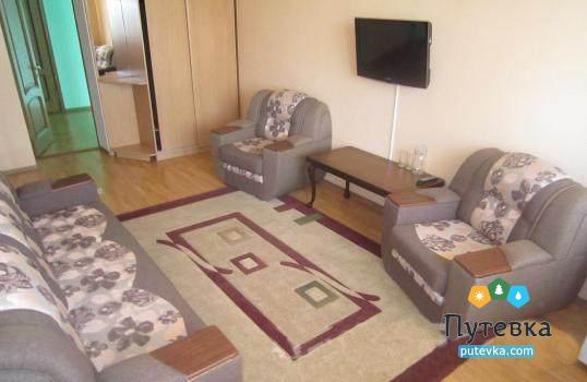 Люкс 1-местный 2-комнатный, фото 1