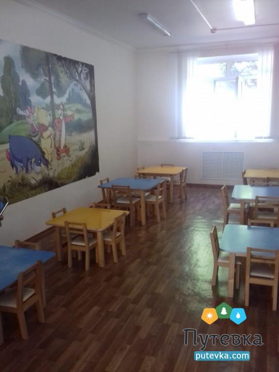 Детский санаторий Звездочка,