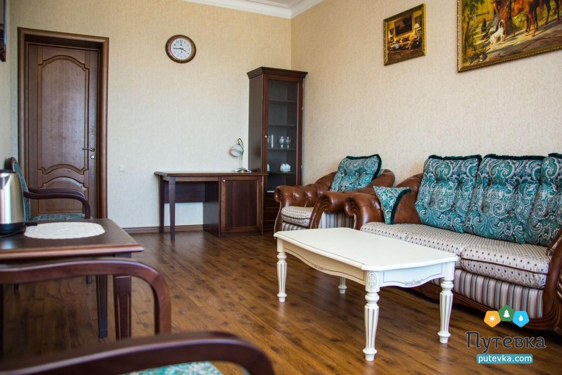 Номер VIP 2-местный 2-комнатный, фото 2