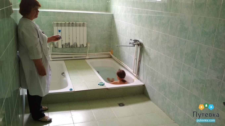Детский санаторий Ахты,