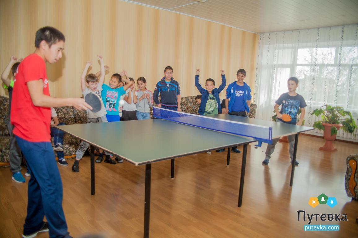 Детский санаторий ФГБУ детский санаторий «Озеро Шира»,
