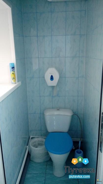 2-местный 1-комнатный номер с удобствами на этаже, фото 2