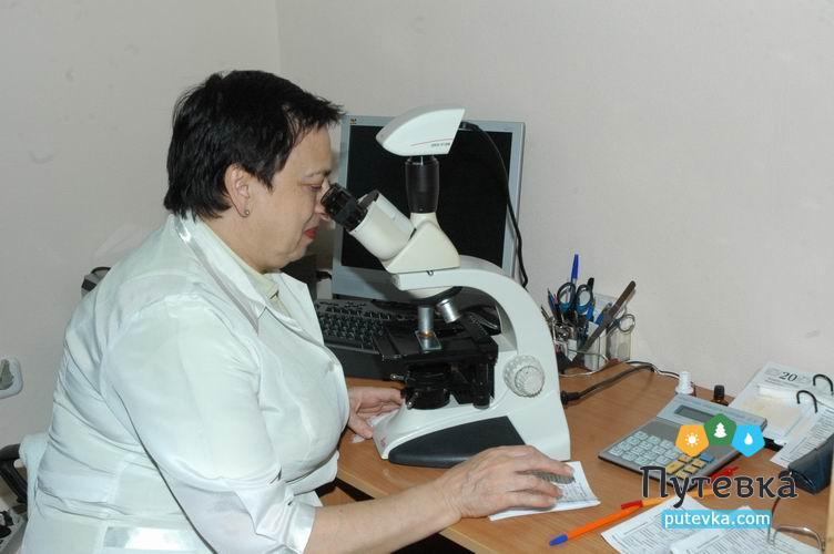 Санаторно-реабилитационный центр Курортная больница (филиал ФГБУ «НМИЦ РК» Минздрава России),