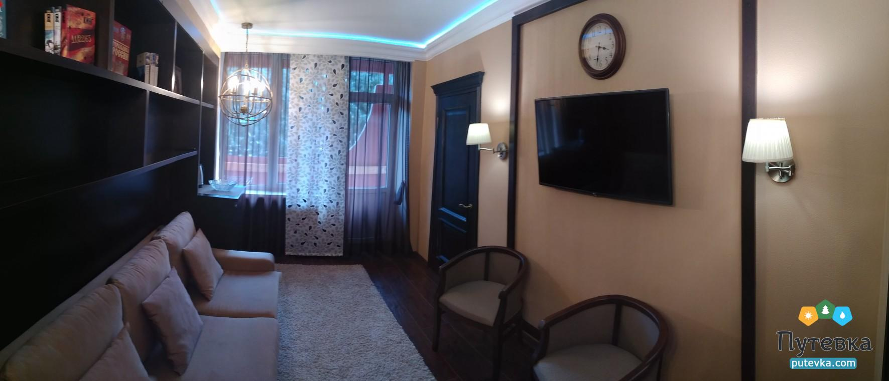 Номер 2-местный 2-комнатный, фото 3