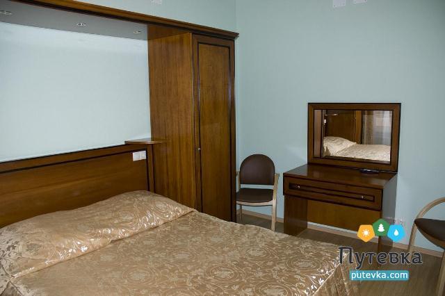 Люкс 2-местный 2-комнатный (корпус №1), фото 1