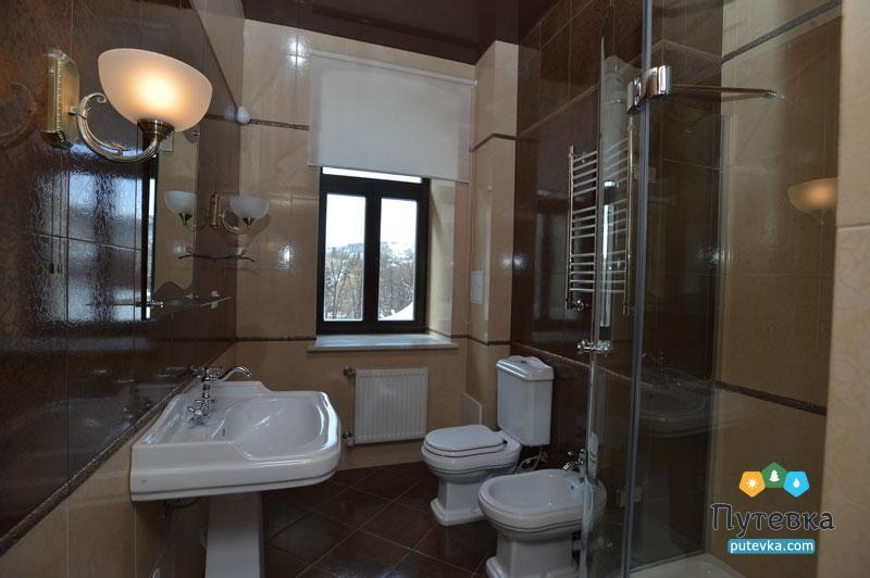 Люкс 2-местный 2-комнатный, фото 8