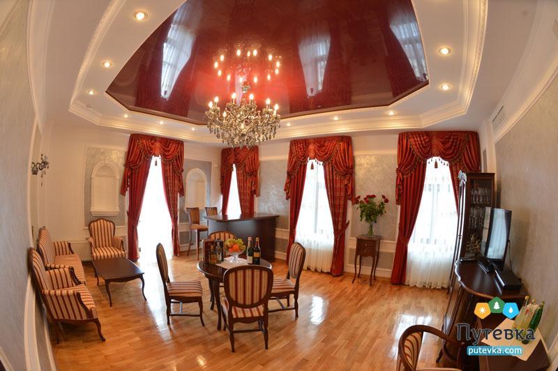 Апартаменты 2-местные 3-комнатные, фото 3