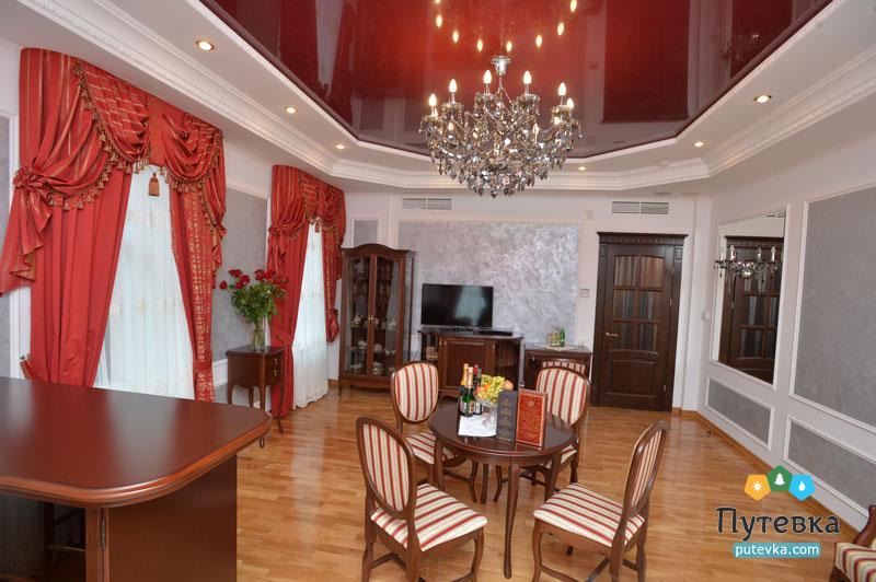 Апартаменты 2-местные 3-комнатные, фото 4
