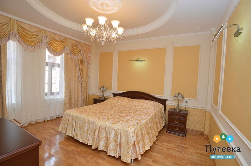 Апартаменты 2-местные 3-комнатные, фото 5