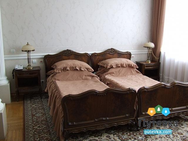 Люкс 2-местный 2-комнатный, фото 4