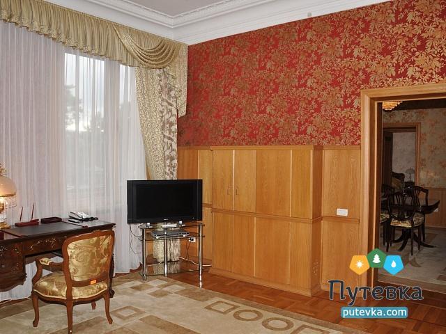 Люкс 2-местный 3-комнатный, фото 6