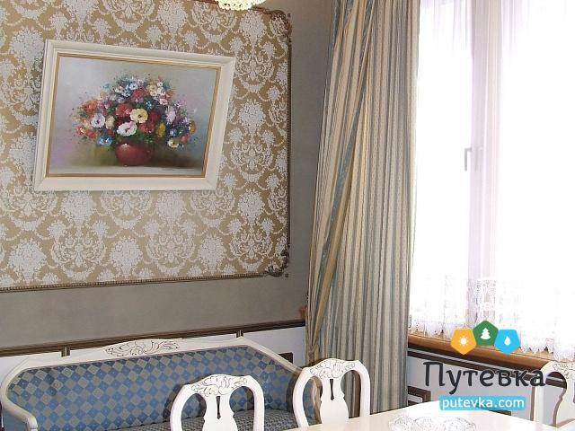 Люкс 2-местный 3-комнатный, фото 7