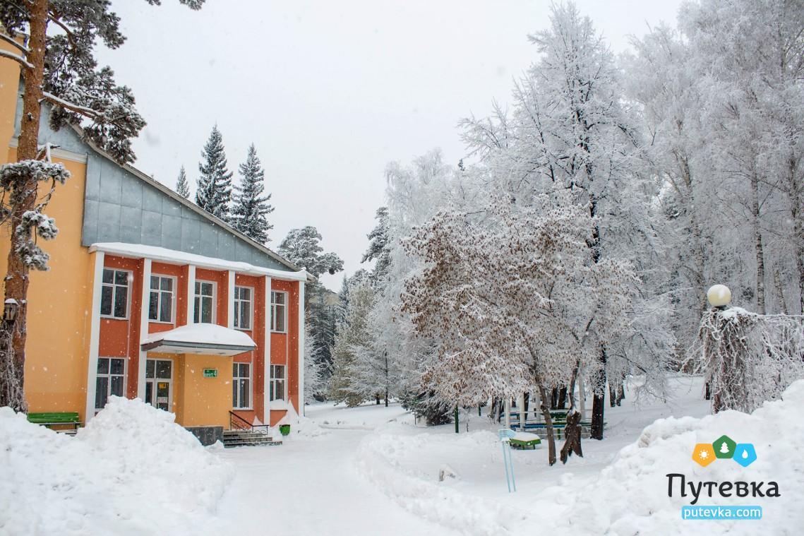 Санаторий Барнаульский,