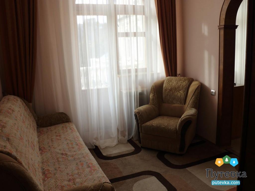 Люкс 2-комнатный, фото 9