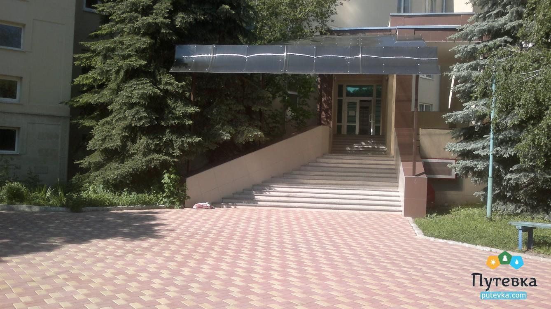 Детский санаторий Солнечный,