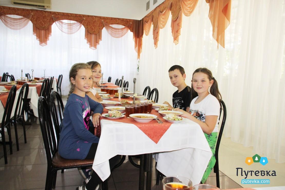 Детский санаторий им. Н.К. Крупской,
