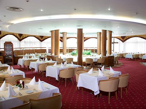 Отель Ореанда,Ресторан