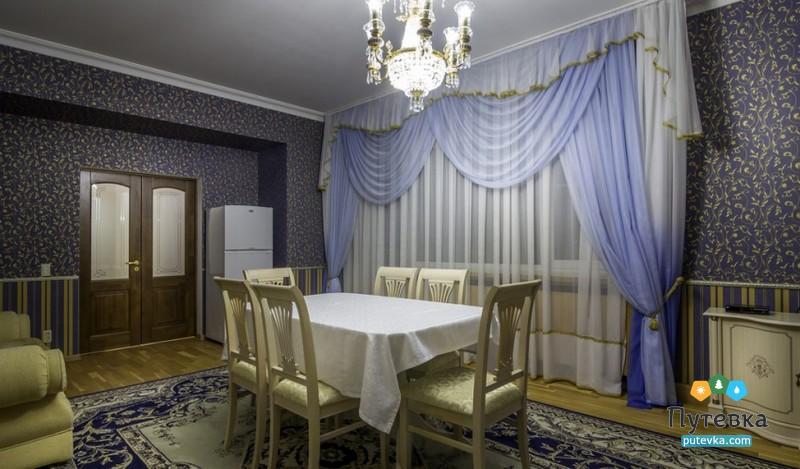 Сюит 2-местный 3-комнатный (корпус №2), фото 3