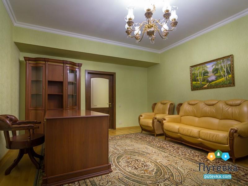 Сюит 2-местный 3-комнатный (корпус №2), фото 2