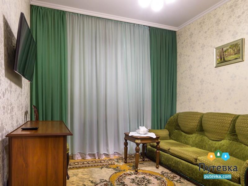Люкс 2-местный 2-комнатный (корпус №1), фото 3