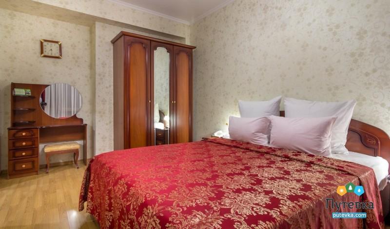 Люкс 2-местный 2-комнатный (корпус №1), фото 2