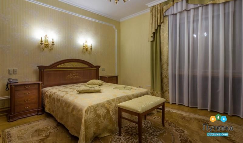 Люкс 2-местный 2-комнатный Улучшенный (корпус №2), фото 1