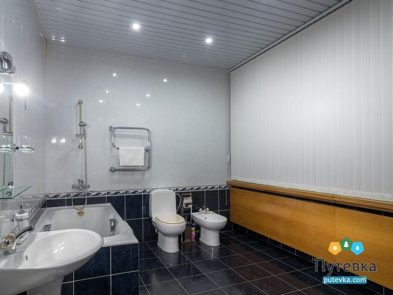 Люкс 2-местный 3-комнатный (корпус №2), фото 7