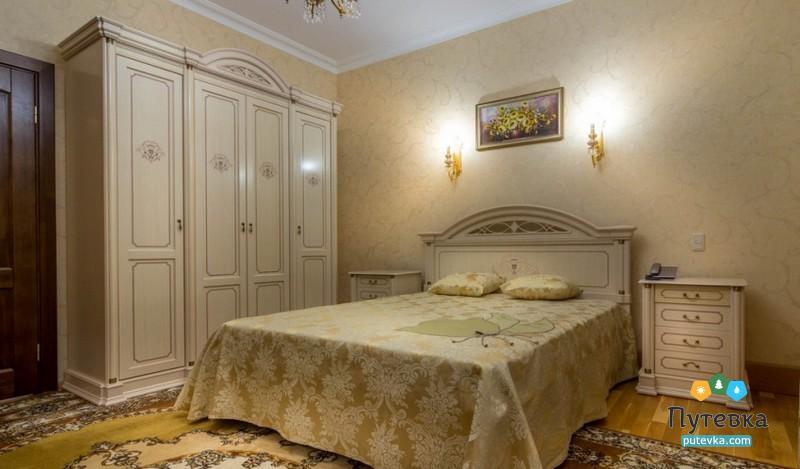 Люкс 2-местный 3-комнатный (корпус №2), фото 1