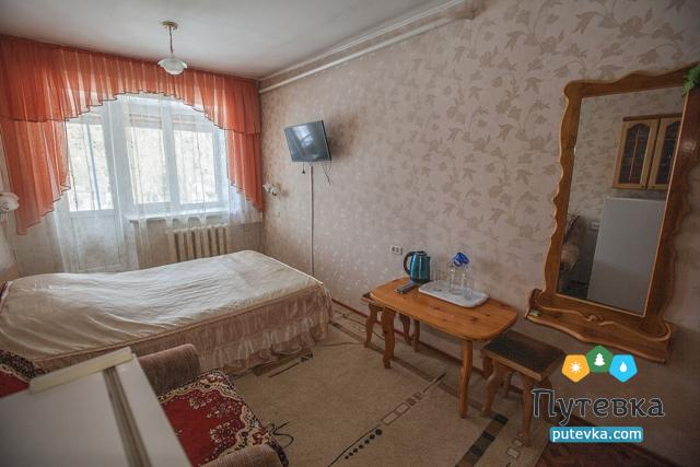 Номер ПЕРВОЙ КАТЕГОРИИ 1-но местный , фото 2