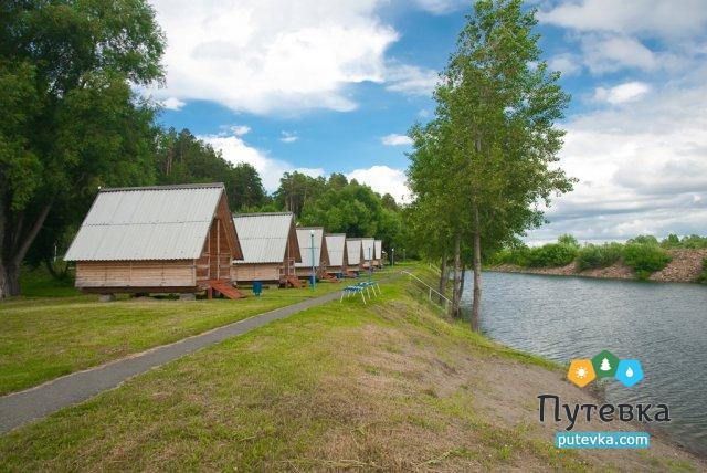 2-х местный  летний домик на берегу реки, фото 2