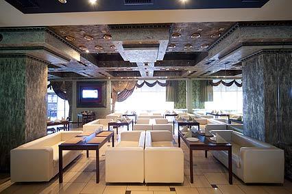 Отель Евразия ,Ресторан