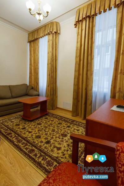 Люкс 2-местный 2-комнатный (корп. 1, 2), фото 1