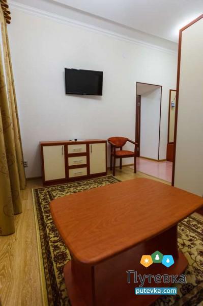Люкс 2-местный 2-комнатный (корп. 1, 2), фото 2