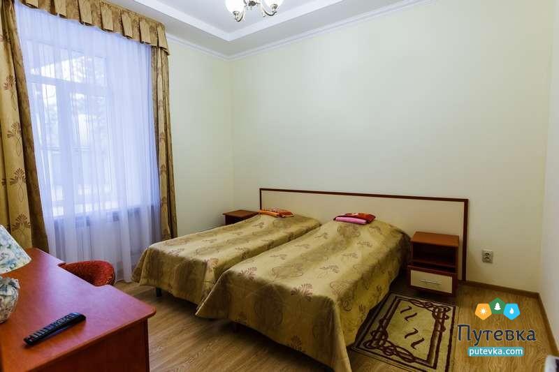 Люкс 2-местный 2-комнатный (корп. 1, 2), фото 3