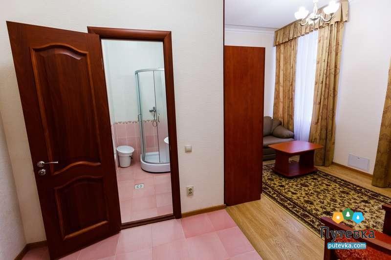 Люкс 2-местный 2-комнатный (корп. 1, 2), фото 4
