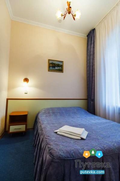 Люкс 2-местный 2-комнатный (корп. 3), фото 1
