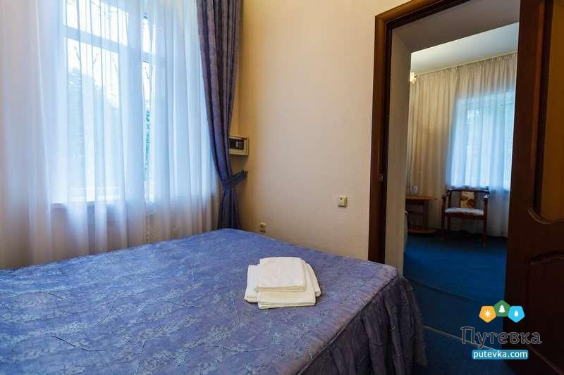 Люкс 2-местный 2-комнатный (корп. 3), фото 2