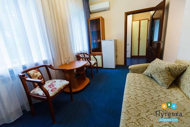 Люкс 2-местный 2-комнатный (корп. 3), фото 3